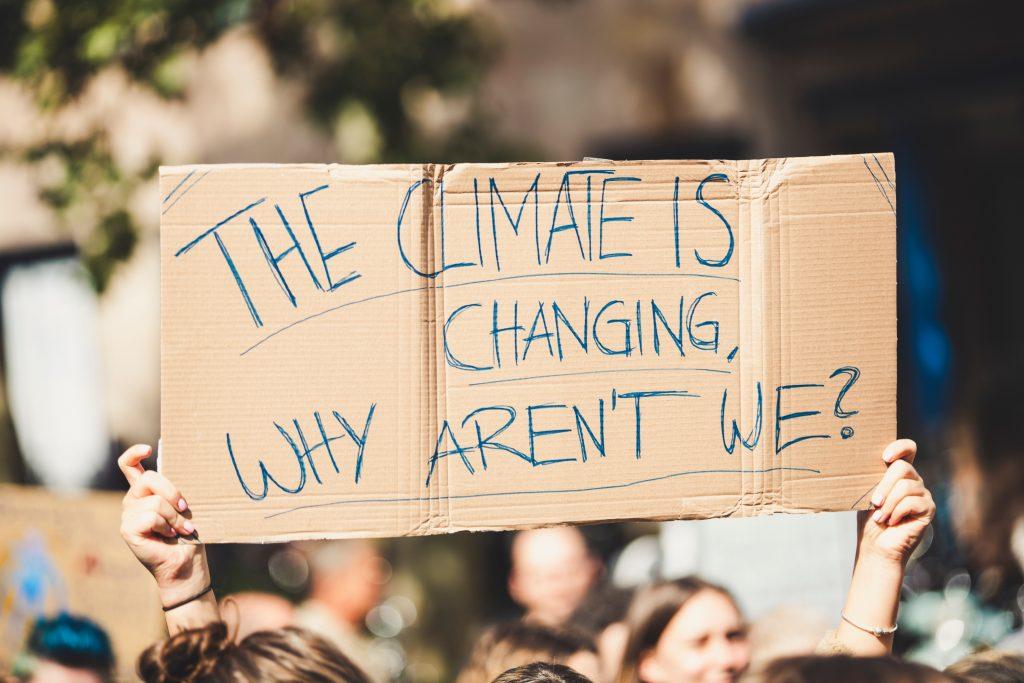 manifestation ecologie populaire