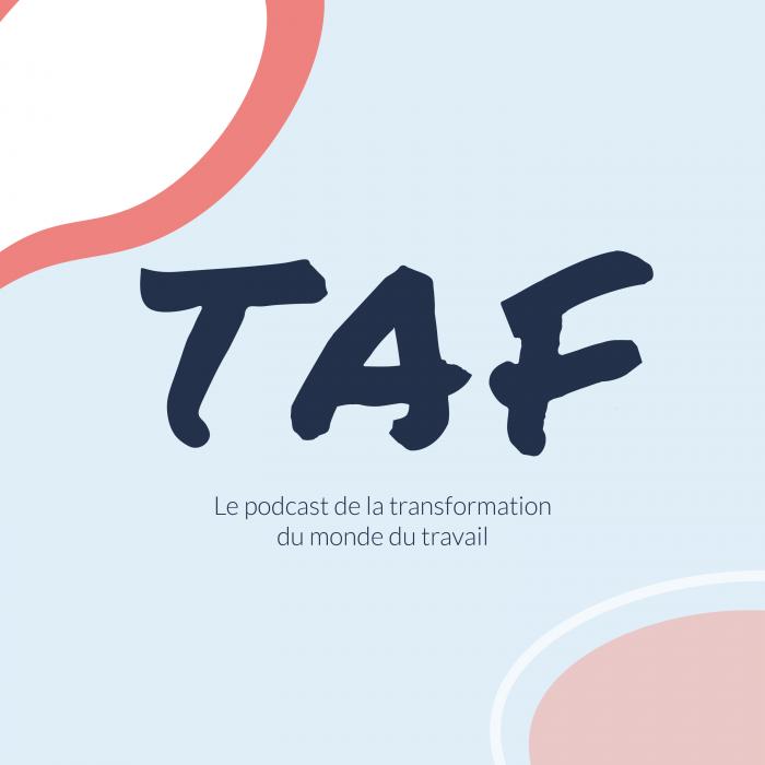 Taf podcast couverture